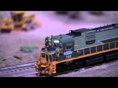 Moose Jaw Thunder Creek Model Railroad Club