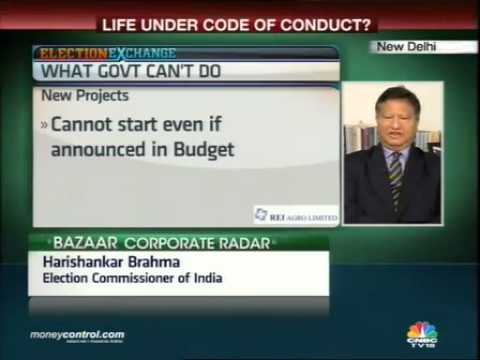 Model code of conduct won't stop Co Act notifications: EC –  Part 1