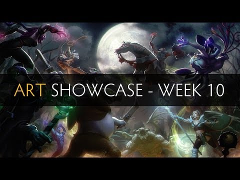 Dota 2 Art Showcase – Week 10