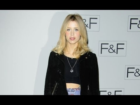 Model and socialite Peaches Geldof is found dead at her home