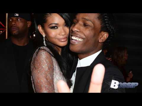 A$AP Rocky and Chanel Iman Are Engaged!