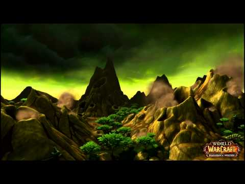 Warlords of Draenor – Gorgrond [Alpha]