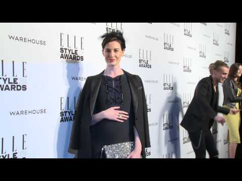 Erin O-??Connor at Elle Style Awards Arrivals at One Emba…