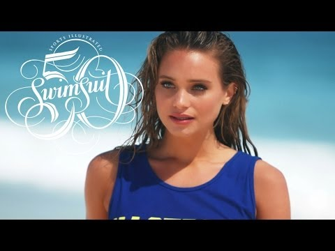 SI Swimsuit 2014: Behind The Tanlines, NJ Part 1
