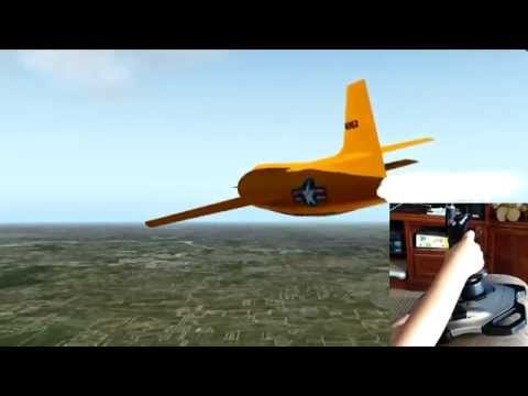 Learn to Fly With Xplane [4]: Takeoff