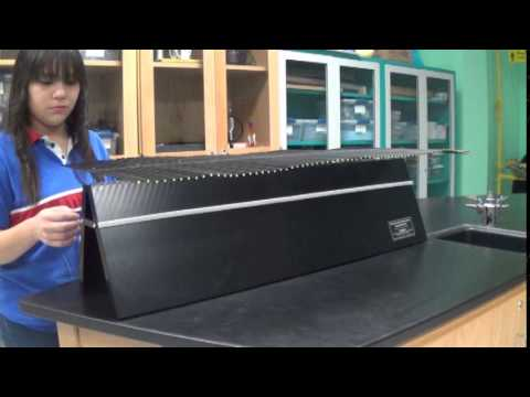 Harmony PBL project Transverse Waves Action Movie
