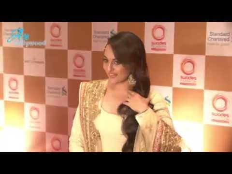 Sonakshi Sinha looks Awesome in Traditional Dress