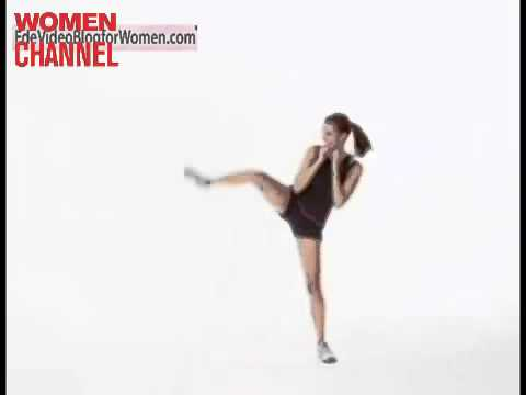 Women: Best Exercises for Sexy Thighs and Butt