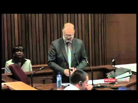 Pistorius Trial: Forensic expert challenges state pathologist statement