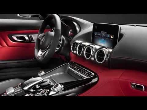 Mercedes Benz AMG GT  Coupe New Leak