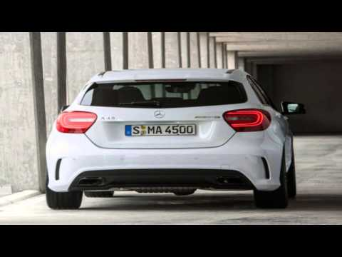 Mercedes-Benz A45 AMG 2014 – Car Introductions 2014