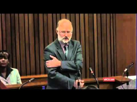 Oscar Pistorius Trial: Forensic expert Roger Dixon testimony – continued