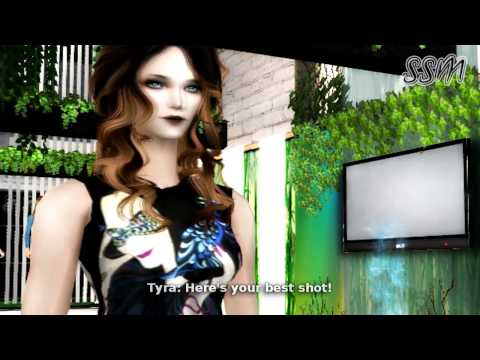 Sims Next Top Model Cycle 5: Episode 7 Part 2