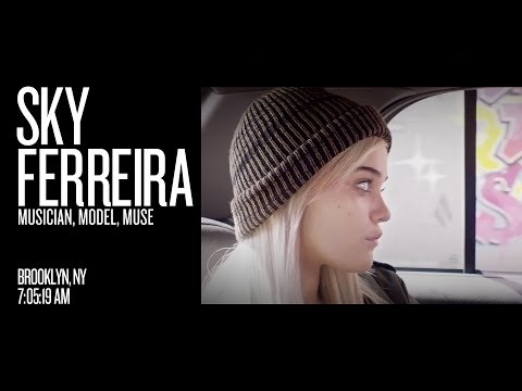 Redken Presents: A Day In The Life of Sky Ferreira – Ep. 1