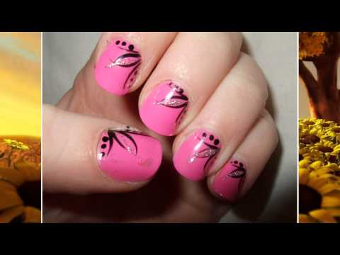 New Best Nail Art Designs