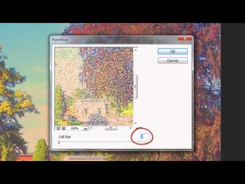 Photoshop  How to Transform Landscape Photos into Beautiful, Impressionist Paintings