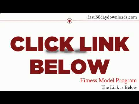 Fitness Model Program Download PDF Without Risk – Instant Access Risk Free