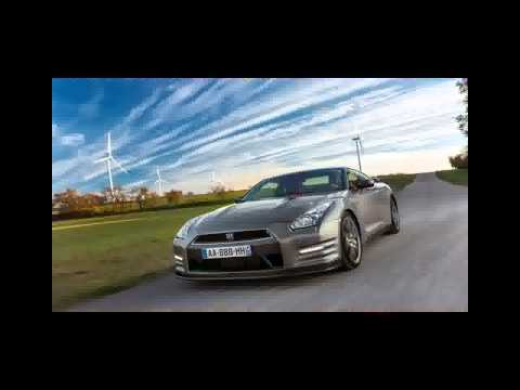 NISSAN GT-R 2014 model year TEST Driving report <English version >