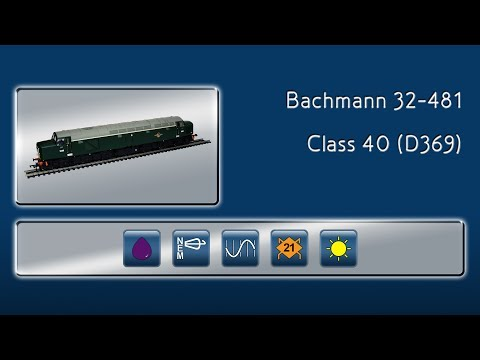 Bachmann's Class 40 – NEW & IMPROVED!