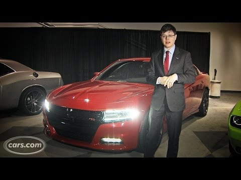 2015 Dodge Charger – First Look