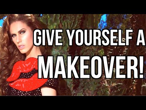 Give Yourself A Makeover!! 10 Tips For Stepping Out Of Your Box & Updating YOU!
