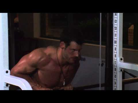 Justin Woltering- Advanced Chest Workouts at the Gym