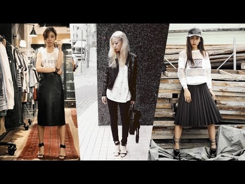 Flora to Edgy Fashion Lookbook – Tricia (@vaingloriousyou) & Mae (@marxmae)