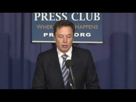 Elon Musk questions the use of Russian engines in Air Force rockets