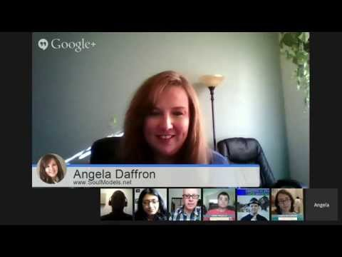 Who Is Your Soul Model? Interview With One of The Authors, Angela Daffron