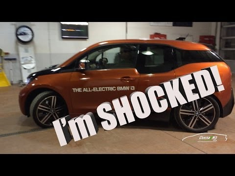 [POV] YOU Drive the new BMW i3: I'm Surprised, SHOCKED even…