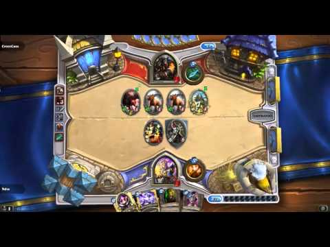HearthStone Unlimited Cup #9 ESL | FINAL: Ndia vs CroniCaos (Parte 2/2)