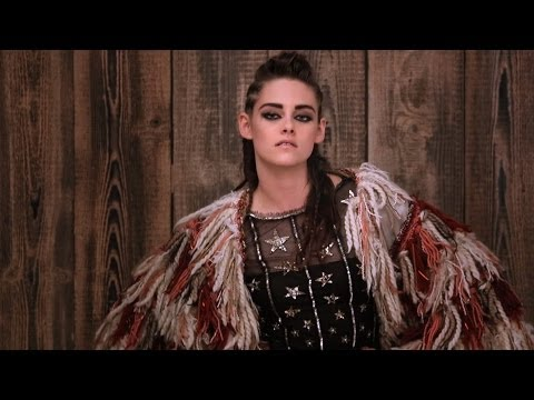 Making of the CHANEL Métiers d'Art Paris-Dallas advertising campaign featuring Kristen Stewart