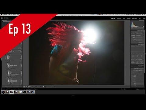 Tip : Selecting in Lightroom QF Ep 13