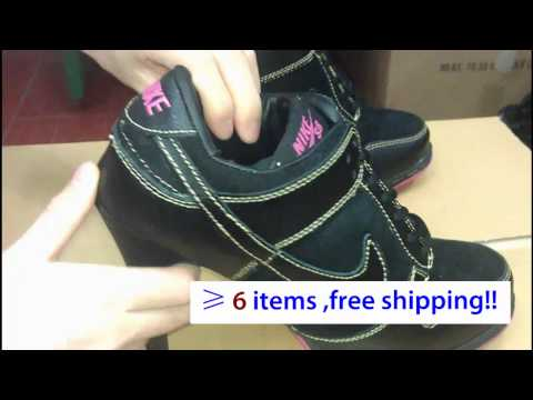wholesale cheap womens shoes,dunk High heeled shoes for sale