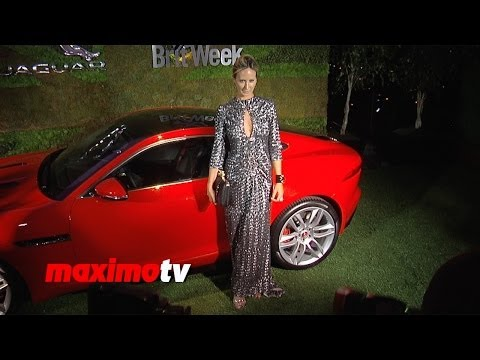 "Lady Victoria Hervey ""A Villainous Affair"" by Jaguar and BritWeek ARRIVALS"