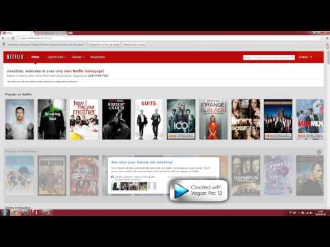 Free Netflix Account – Nothing Needed – Proof in video! – Free subscriptions! – May 2014