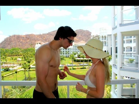 AMAZING SURPRISE ENDING TO OUR TRIP TO RIU COSTA RICA!