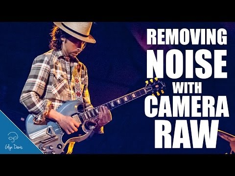 Removing Noise with Camera RAW (Guest Alan Hess) #47