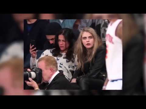 Michelle Rodriguez and Cara Delevigne are OFFICIAL!