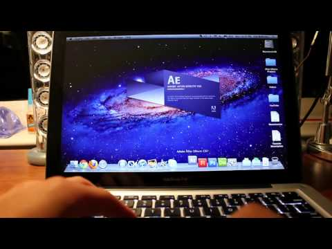 Apple Macbook Pro 13 inch 2012 Unboxing and Review MD101BA