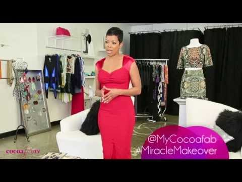 Malinda Williams' Miracle Makeover of a recent college grad – Episode 2
