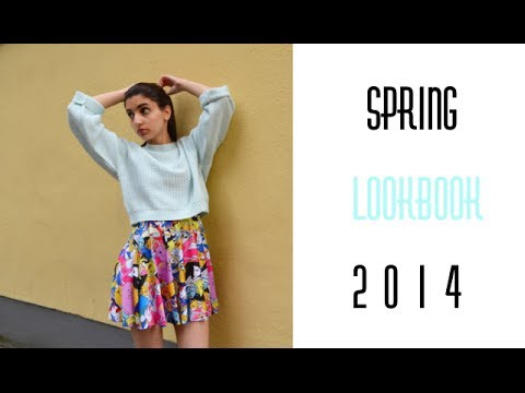 Spring Lookbook 2014
