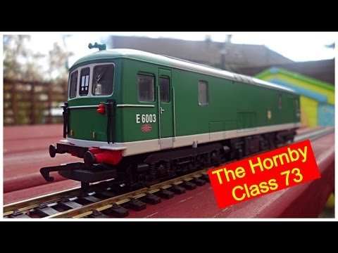 REVIEW: The Hornby Lima Class 73