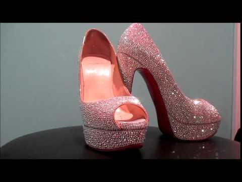 Strassed Louboutins