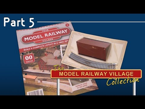 Your Model Railway Village – Part 5