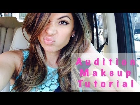 Makeup Tutorial For an Audition or Casting