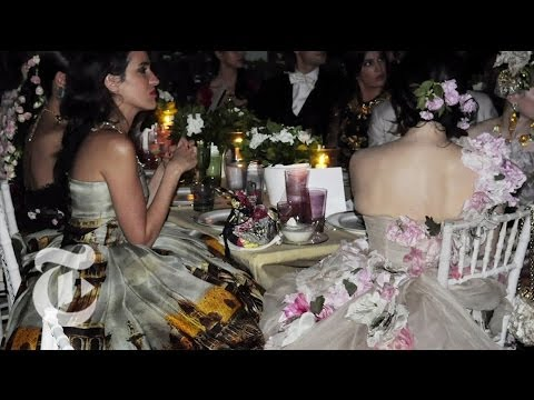 The Met Ball 2014 | On the Street w/ Bill Cunningham | The New York Times