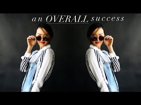 An Overall Success – How To Wear Overalls in 5 Different Ways