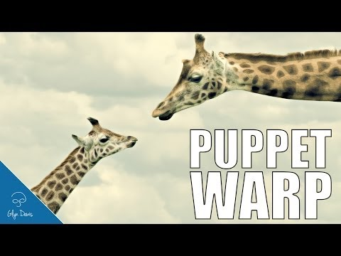 PHOTOSHOP: Changing Mood and Feel with Puppet Warp #48