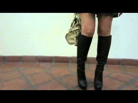 KateColor: Walking in High Heels + Awesome Classic Cars Part 2